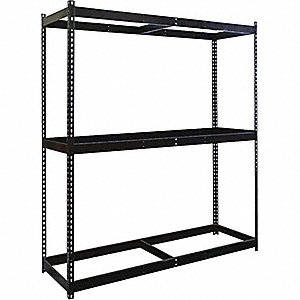SHELVING RIVETWELL - NO DECK