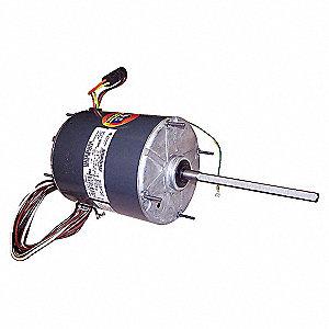 FAN MOTOR 1/6-1/2 HP 1075 208-230 V