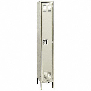LOCKER PREM 3-TIER 3-WIDE ASSY 1/PK