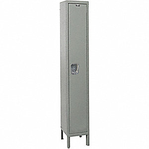 LOCKER QUIET 1-TIER 1-WIDE ASSEM