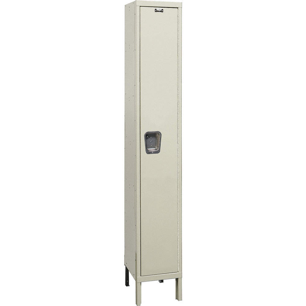 Hallowell Locker Quiet 1 Tier 1 Wide Assem Wardrobe Lockers Haluy1588 1a Pt Uy1588 1a Pt Grainger Canada