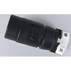 HUBBELLOCK CONNECTOR 30A 600V NYLON