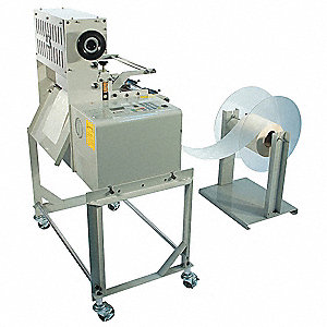 "Large Non-Adhesive Material Cutter, Max. Cutting Width 8.25"", Feed Speed 21"" per sec."