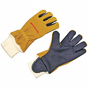 GLOVE NFPA FF STRUCTURAL WRITSLET