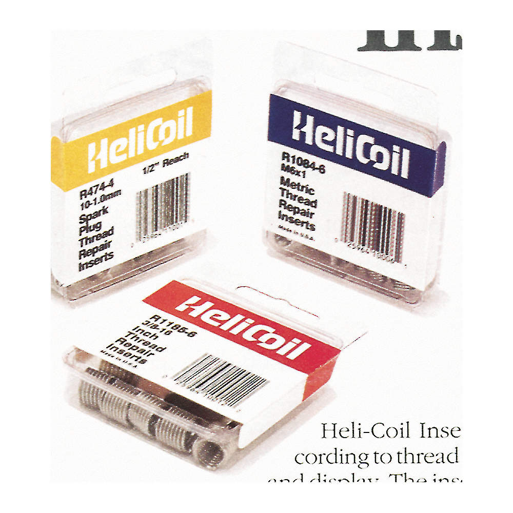 Helicoil 3//8-16 INSERTS R1185-6