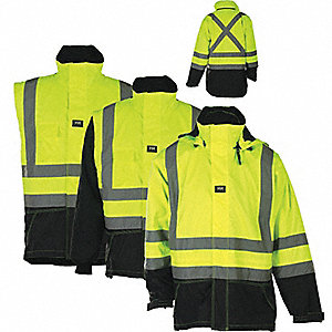 JACKET POTSDAM 3-IN-1 WITH STRIPING