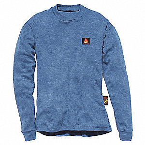 CREWNECK SHIRT FR LONG SLEEVE TALL