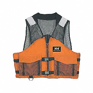 LIFEVEST INDUST MESH SIZE SML/MED