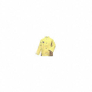 JACKET RAIN TOP DECK YELLOW SMALL