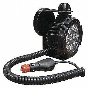 WRK LIGHT,10 LED 12V,MGNTIC- SPOT
