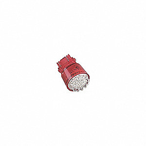 BULB LED 3157 DUAL FIL RED