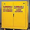 CABINET FLAMMABLE LIQUID 45X44X19D
