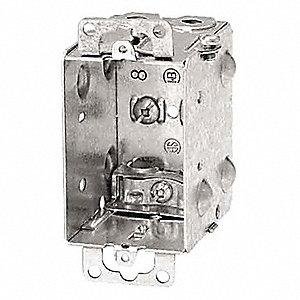 BOX DEVICE 3X2X2-1/2 FLUSH EARS
