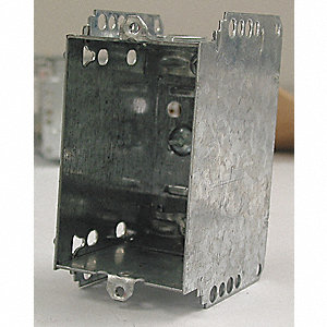 BOX DEVICE C/W CLAMP