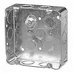 BOX SHALLOW 4-11/16