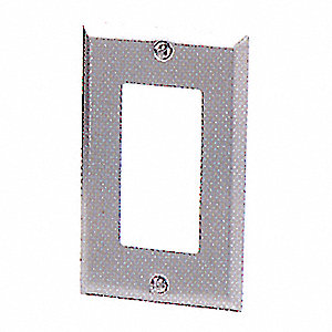 PLATE WALL S/S