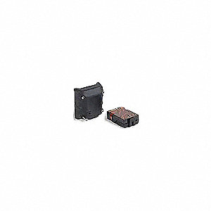REPLACEMENT BATTERY, ALK, BLACK