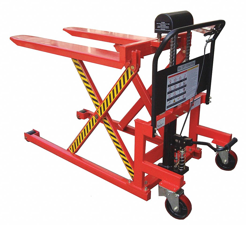 Pallet Lifters And Tilters