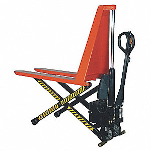 Electric Pallet Lifter,3000 lb.,27 in. W