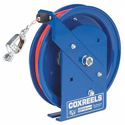 11K519 - Cable Reel 100 ft 15 H Spring Blue MD