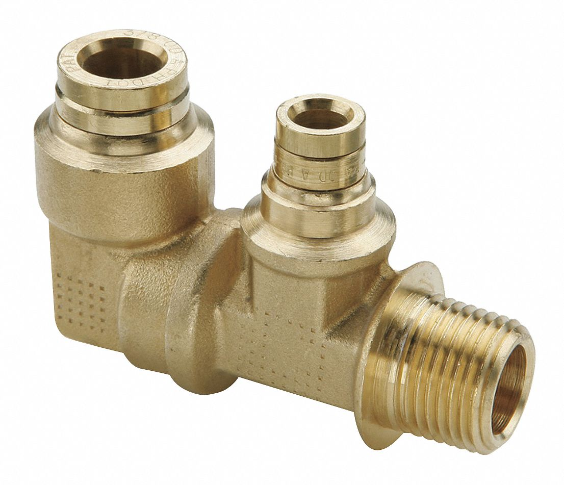 Push To Connect Tube Fittings