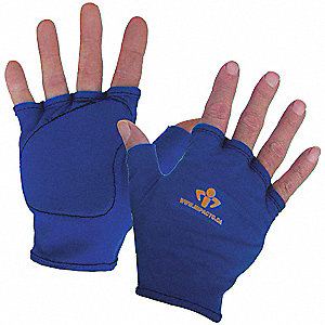 GLOVE IMPACT LINER PALM PAD S LEFT