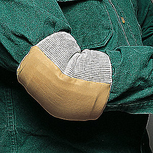 ELBOW PAD VEP GRAIN PULL-ON LRG EA
