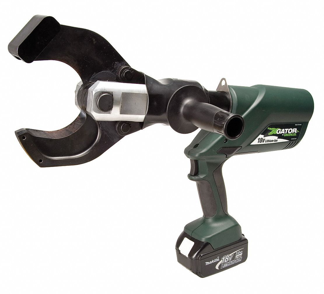 Cordless Bolt And Cable Cutters