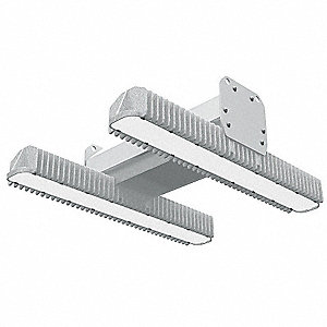 "21-5/16"" x 15-1/2"" x 5-1/4"" LED High Bay with 12,730 Lumens and General Light Distribution"