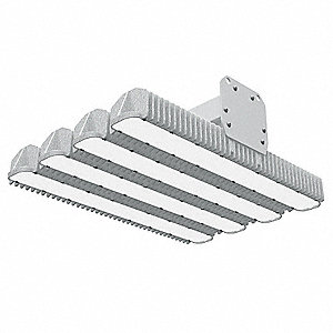"21-5/16"" x 29-1/2"" x 5-1/4"" LED High Bay with 25,470 Lumens and General Light Distribution"
