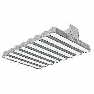 "31"" x 21-1/4"" x 5-13/16"" LED High Bay with 55,918 Lumens"