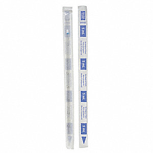 5mL Pipet,Individually Wrap/Bag,PK200