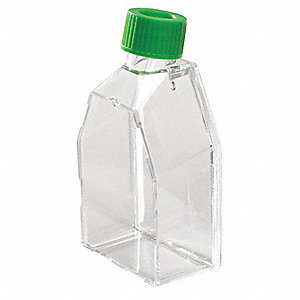 Tissue Culture Flask,25mL,Polysty,PK50