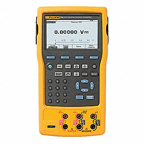 Documenting Multifunction Calibrator, Voltage Measurement Range: 0  to 300VAC/DC, Loop Supply Voltag