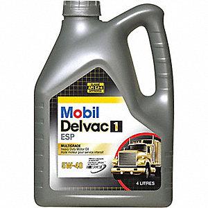 MOBIL DELVAC 1 ESP 5W40 4LPBO