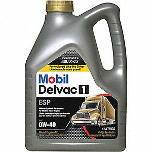 MOBIL DELVAC1 ESP 0W-40 1L BO