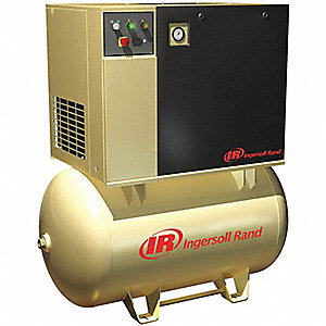 AIR COMPRESSOR 10HP 3/60/460V
