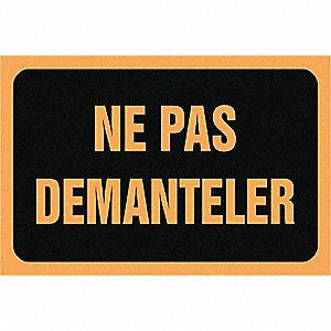 LABELS 4X6 500/RL NE PAS DEMANTELER