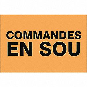 LABELS 3X2 1000/RL COMMANDES EN SOU