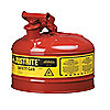 TYPE I SAFETY CAN, 1 GALLON, RED