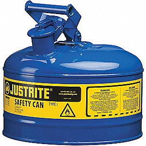 CAN SAFETY 2.5G/14L BLU