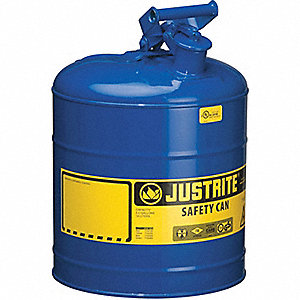 CAN SAFETY 5G/20L SAF CAN BLU