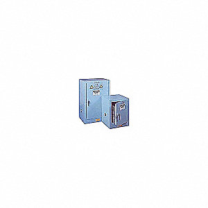 COMPAC SAFETY CABINET, 15 GAL, BLUE