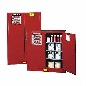 CABINET SELF CLOSE 60 GAL