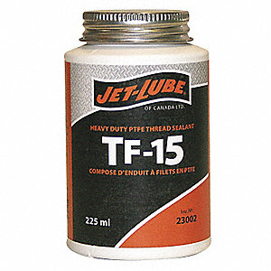 SEALANT THREAD TF-15 227ML BOTTLE