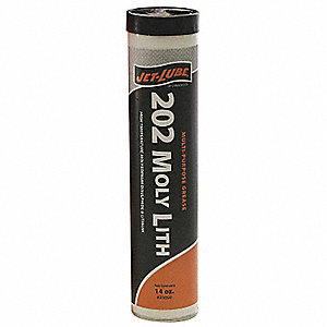 GREASE CARTRIDGE 202 MOLY-LITH 14OZ
