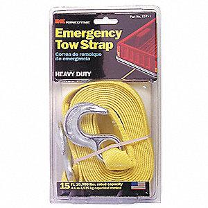 EMERGENCY TOW STRAP