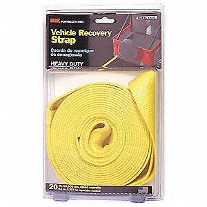 RECOVERY STRAP 4INX20FT