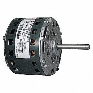 DD BLWR MOTOR PSC 1/4HP 1075 208-23