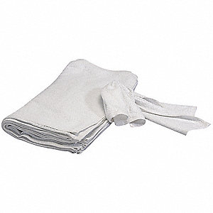 Bar Mop Towel,30 Oz.,White,PK12